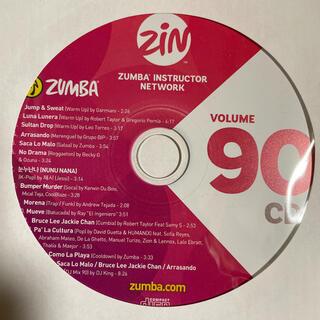 ズンバ ZUMBA ZIN90(クラブ/ダンス)