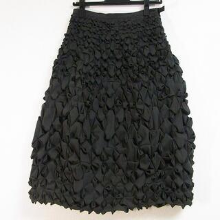 イッセイミヤケ(ISSEY MIYAKE)のイッセイミヤケ ロングスカート サイズ2 M(ロングスカート)