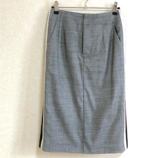 ダブルスタンダードクロージング(DOUBLE STANDARD CLOTHING)のDOUBLE STANDARD CLOTHING 千鳥柄スカート(ひざ丈スカート)