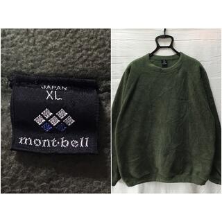 モンベル(mont bell)のmont-bell モンベル CLIMAPLUS セーター サイズ:XL(ニット/セーター)