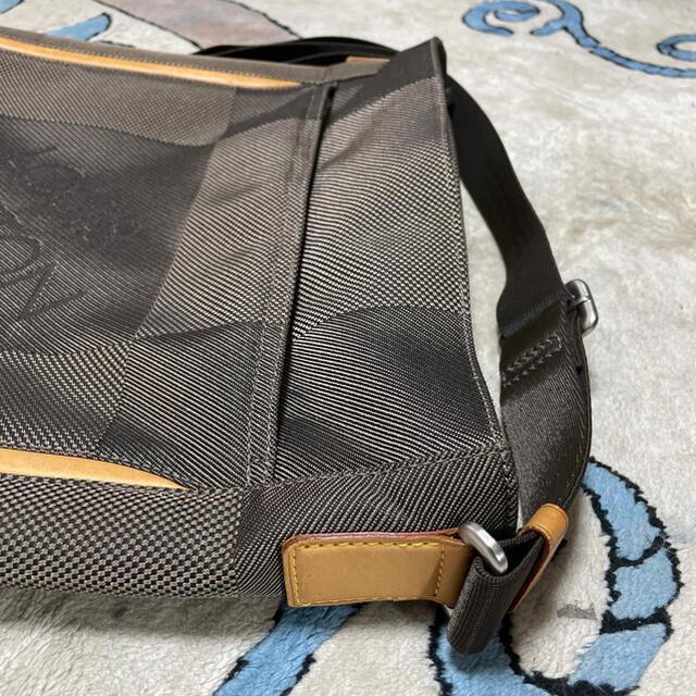LOUIS VUITTON(ルイヴィトン)のルイヴィトンダミエジェアンコンパニョン メンズのバッグ(メッセンジャーバッグ)の商品写真
