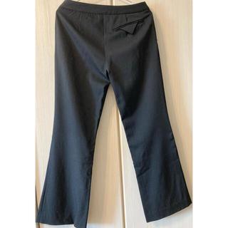 ヴィヴィアンウエストウッド(Vivienne Westwood)のヴィヴィアンウエストウッド 黒パンツ 3 スーツパンツ(その他)