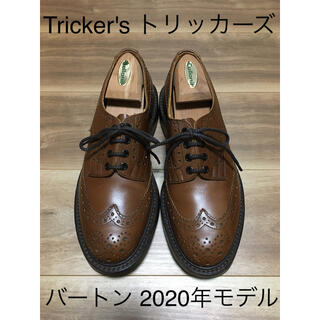 Trickers - 2020年モデル バートン トリッカーズ Tricker's オールデン パラ