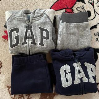 ギャップ(GAP)のGAP ベビー セットアップ 18〜24ヵ月(トレーナー)