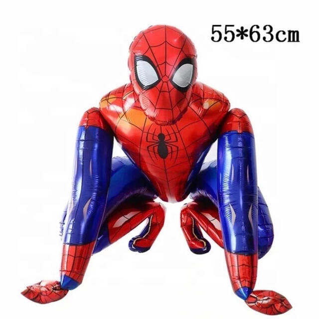 MARVEL(マーベル)のみくゆめ様専用です。スパイダーマン、バットマン キッズ/ベビー/マタニティのメモリアル/セレモニー用品(その他)の商品写真