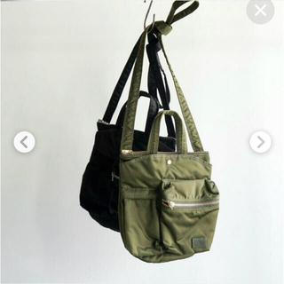 サカイ(sacai)のsacai x porter Pocket Bag Large サカイ バッグ(ショルダーバッグ)