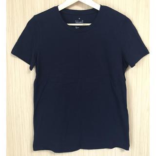 ムジルシリョウヒン(MUJI (無印良品))の無印良品 オーガニックコットンTシャツ(Tシャツ(半袖/袖なし))
