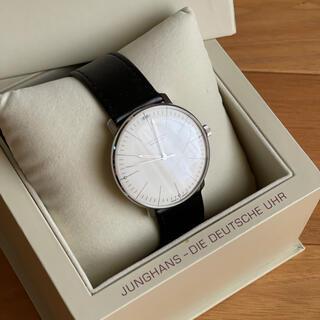 ユンハンス(JUNGHANS)のJunghans Automatic Max Bill 027 3501 00(腕時計(アナログ))