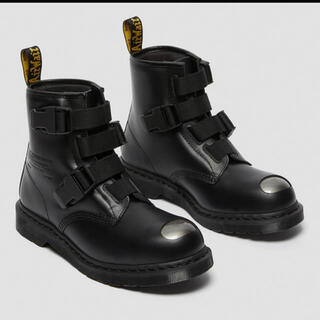 ダブルタップス(W)taps)のWTAPS×Dr.Martens ブーツ 28cm ドクターマーチン(ブーツ)