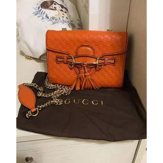 グッチ(Gucci)の美品 グッチ メッセンジャーバッグ (メッセンジャーバッグ)