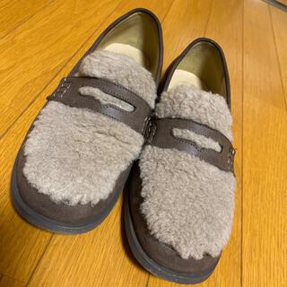 サマンサモスモス(SM2)の直近引っ越しによる値下げです!ローファー(ローファー/革靴)