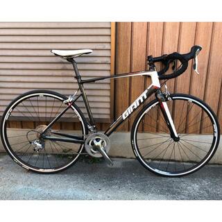 ジャイアント(Giant)のGiant defy2 2×10S  MLサイズ ロードバイク 2015(自転車本体)