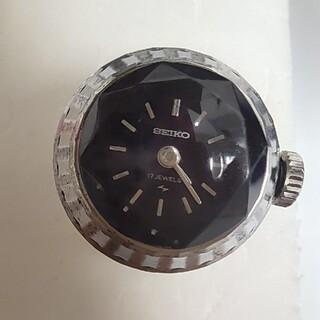 セイコー(SEIKO)のSEIKO 手巻 17Jewels  11-0290 リングウォッチ 稼動(腕時計(アナログ))