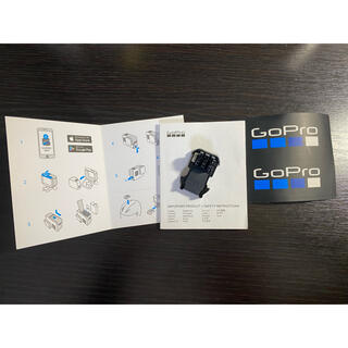 ゴープロ(GoPro)の正規品 GoPro HERO7BLACK 部品 (コンパクトデジタルカメラ)