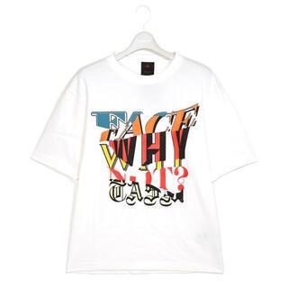 ファセッタズム(FACETASM)のAS M J WHY NOT FACETASM SS TE サイズ S (Tシャツ/カットソー(半袖/袖なし))