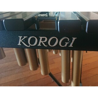 コオロギシロホン 500S KOROGI 4オクターブ 49鍵シロフォン(木琴)