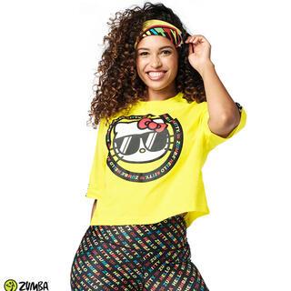 Zumba - Zumba X Hello Kitty Top Tシャツ ズンバ キティ コラボ