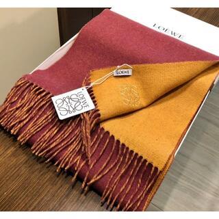 ロエベ(LOEWE)のLOEWE スカーフ 新品未使用です(バンダナ/スカーフ)