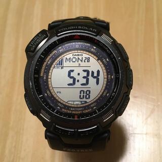 カシオ(CASIO)の週末値下カシオ Casio プロトレック Protrek PRW-1300-BJ(腕時計(デジタル))