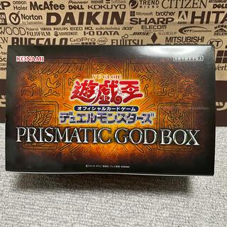 ユウギオウ(遊戯王)の遊戯王 prismatic god box デュエルモンスターズ(Box/デッキ/パック)