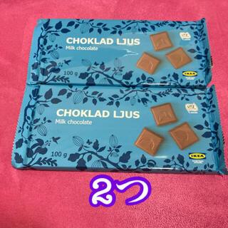 イケア(IKEA)のIKEA ミルクチョコレート(菓子/デザート)