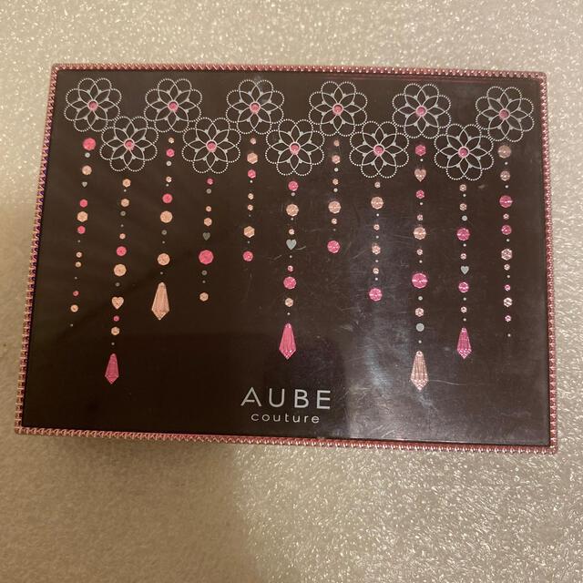 AUBE couture(オーブクチュール)のused★アイシャドウ リップパレット コスメ/美容のキット/セット(コフレ/メイクアップセット)の商品写真