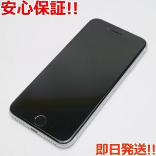 アイフォーン(iPhone)の美品 SIMフリー iPhone SE 第2世代 64GB ホワイト (スマートフォン本体)