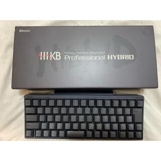 フジツウ(富士通)の【大特価】【美品】HHKB Professional HYBRID Type-S(PC周辺機器)