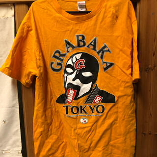 グラバカ Tシャツ(格闘技/プロレス)