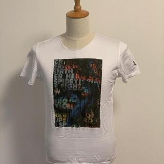 マックスシックス(max six)のmax six MARVEL T SPIDY ミスチル 桜井着(Tシャツ/カットソー(半袖/袖なし))
