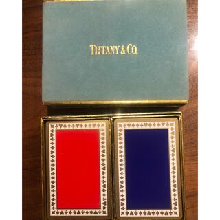 ティファニー(Tiffany & Co.)のティファニー トランプ(トランプ/UNO)