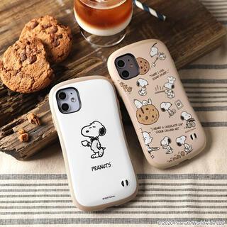 ピーナッツ(PEANUTS)のハミィ アイフェイス Hamee iFace PEANUTS チョコチップ(iPhoneケース)
