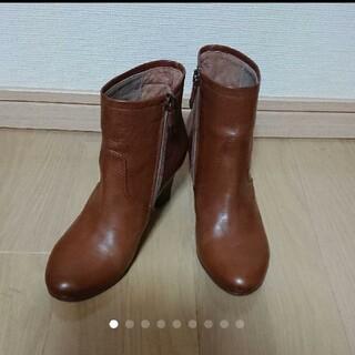 ジャーナルスタンダード(JOURNAL STANDARD)のアルベルトフェルマーニ☆ショートブーツ 22.5cm(ブーツ)