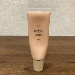 エトヴォス(ETVOS)のエトヴォス  ETVOS ミネラルCCクリームI ナチュラル(CCクリーム)