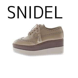 snidel - SNIDELオックスフォードシューズ♡