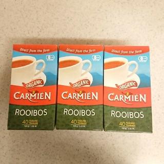 コストコ(コストコ)の新品★オーガニック ルイボスティー コストコ 40包×3箱セット(茶)