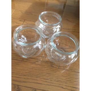 イケア(IKEA)のIKEA グラス 花瓶 ウエディング(グラス/カップ)