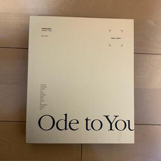 セブンティーン(SEVENTEEN)のOde to You 日本仕様 Blu-ray(アイドル)