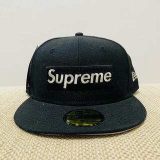 シュプリーム(Supreme)の$1M Metallic Box Logo New Era®(キャップ)