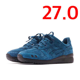 アシックス(asics)のkith × asics Gel-Lyte III anchor 30(スニーカー)