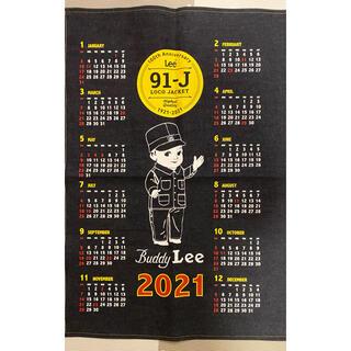 リー(Lee)のLee 2021 カレンダー(カレンダー/スケジュール)