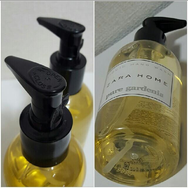ZARA HOME(ザラホーム)のZARA HOME リキッドハンドウォッシュ コスメ/美容のボディケア(ボディソープ/石鹸)の商品写真