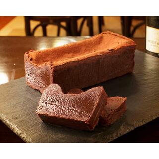 菓子 ガトーショコラ テリーヌ ドゥ ショコラ 極上スイーツ チョコレートケーキ(菓子/デザート)