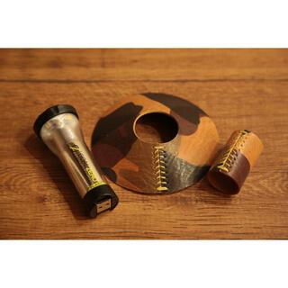 ゴールゼロ(GOAL ZERO)のゴールゼロ用 シェード&カバー 高級イタリアンレザー使用(ライト/ランタン)