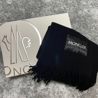 モンクレール(MONCLER)のMONCLER モンクレール マフラー 未使用(マフラー)
