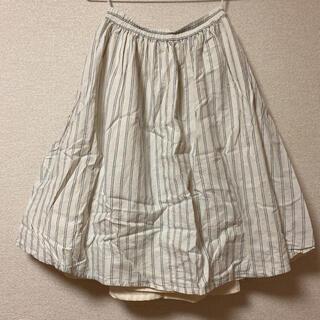 バックナンバー(BACK NUMBER)のロングスカート(ひざ丈スカート)