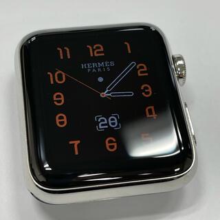 アップルウォッチ(Apple Watch)の値下げしました❗️アップルウォッチエルメスseries 2  42MM(腕時計(デジタル))