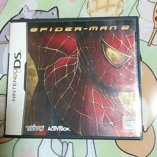 マーベル(MARVEL)のスパイダーマン 2 DS(携帯用ゲームソフト)