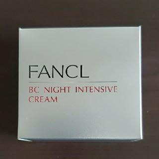 ファンケル(FANCL)のファンケル ナイトインテンシヴ クリーム 20g(フェイスクリーム)