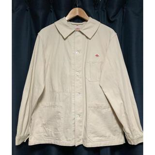 ダントン(DANTON)のDANTON カバーオールジャケット サイズ40 20SS SER エクリュ(カバーオール)